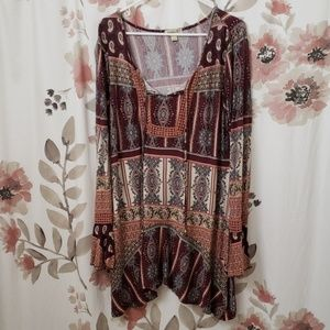 One World Peasant Blouse